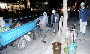 舗装工事業